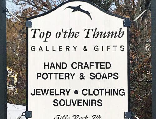 Top O' the Thumb Gift Shop