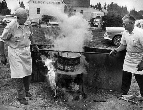 Door County's Famous Fish Boil