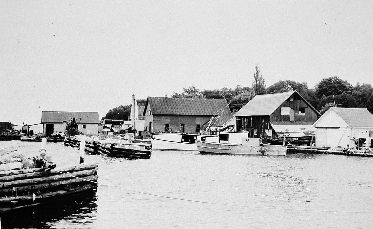 Weborg Wharf