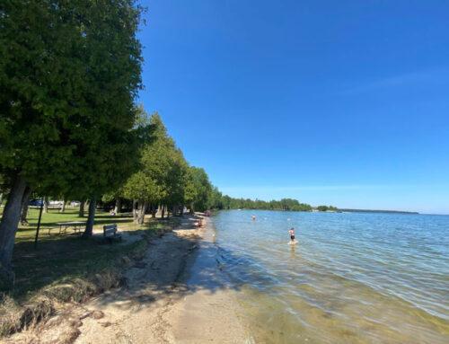 Sand Bay Town Park